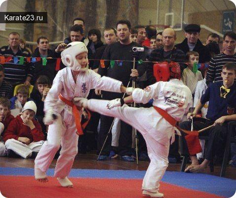 соревнования краснодар каратэ киокушинкай