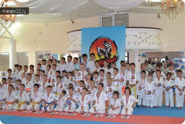 Спорт в Новороссийске: Спортивные секции города Новороссийска