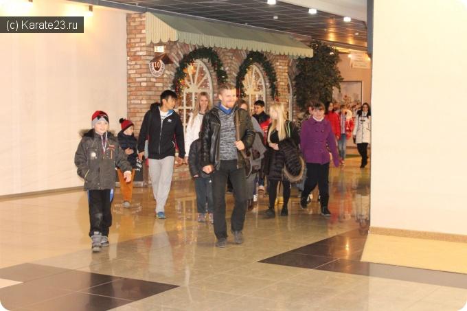 Турниры: Самураи в Краснодаре