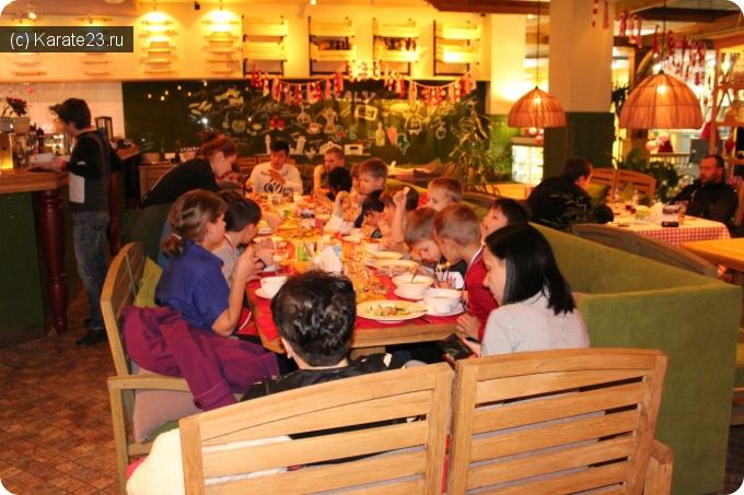 Турниры: Ужин Самураев