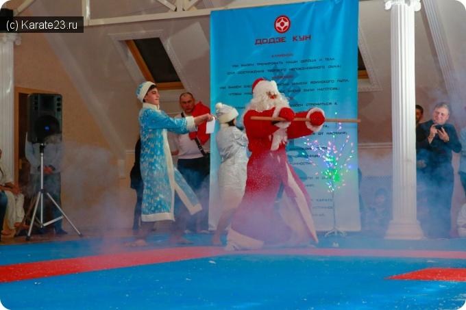 Мероприятия: Выход Деда Мороза