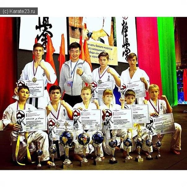 Турниры: Чемпионы ЮФО
