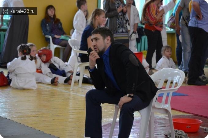 Турниры: Самураи на Кубоке новичка в Краснодаре