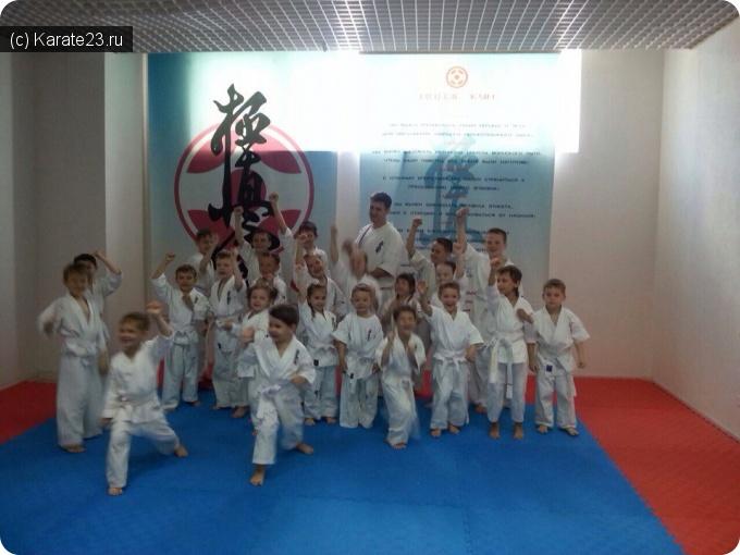 Блог Семпай  Максим: Воскресная Тренировка по Кумите