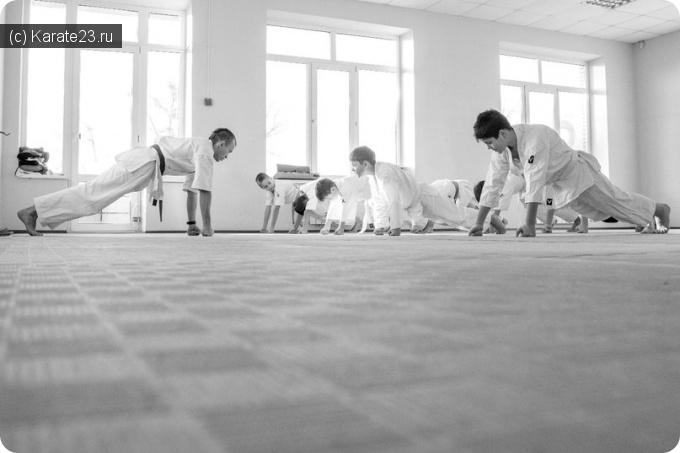 Блог Мирного воина: Каратэ для детей