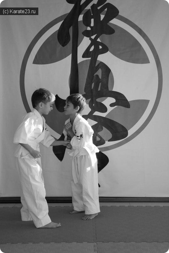 Блог Мирного воина: Каратэ для детей 5-6 лет
