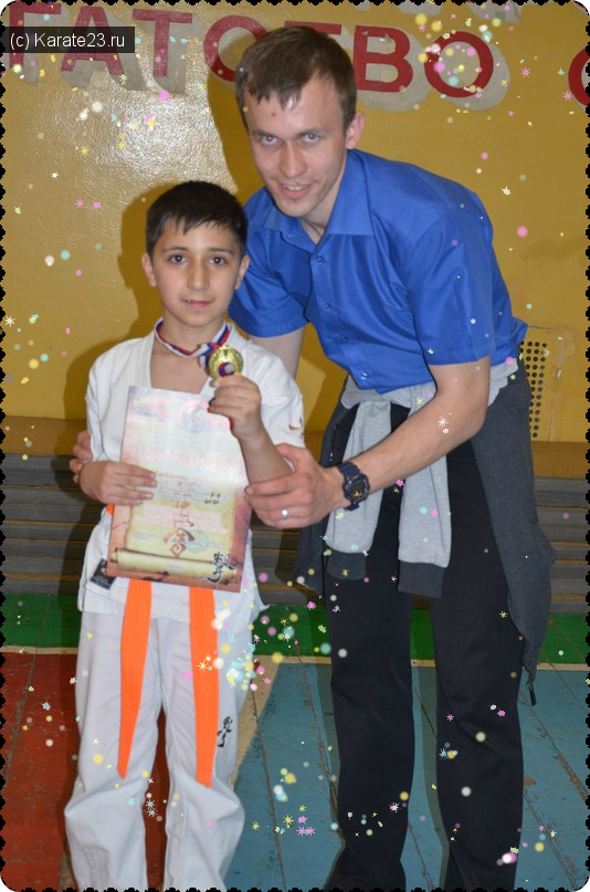 Блог Мирного воина: Согбатян Роман - 1-е место на Кубке Новичка-2015, в Краснодаре