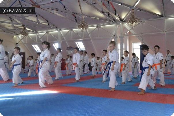Мероприятия: 1 февраля 2015 года Аттестация на ученические Кю в СК Самурай