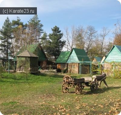 Мероприятия: 9-10 апреля поездка в ПГТ Мостовской в  Оздоровительно-туристический комплекс «Жень-Шень»