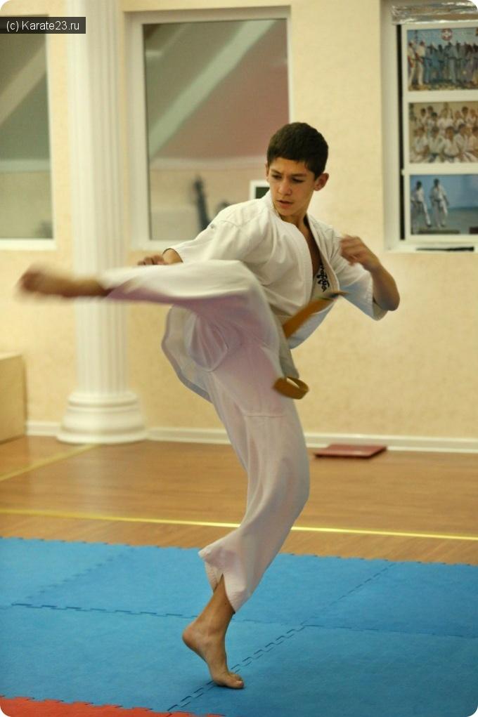 Блог им. albinakolyada: В чем польза занятий карате?