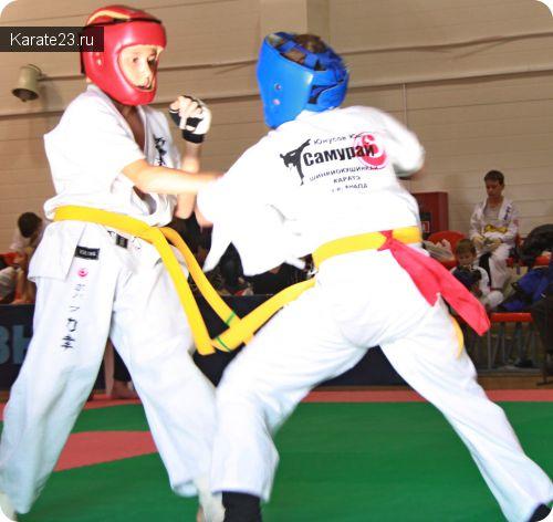каратэ киокушинкай анапа витязево соревнования