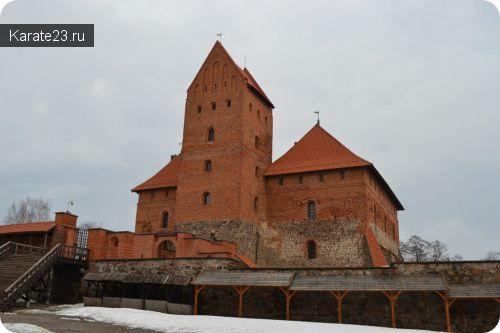 красота Литвы