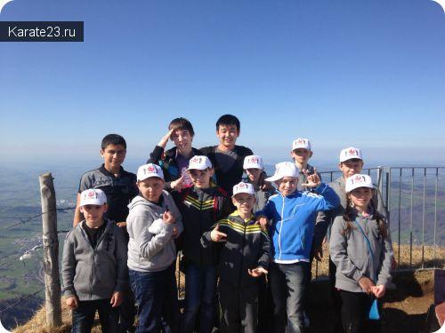 Высота 1600 метров над уровнем моря гора Ригги