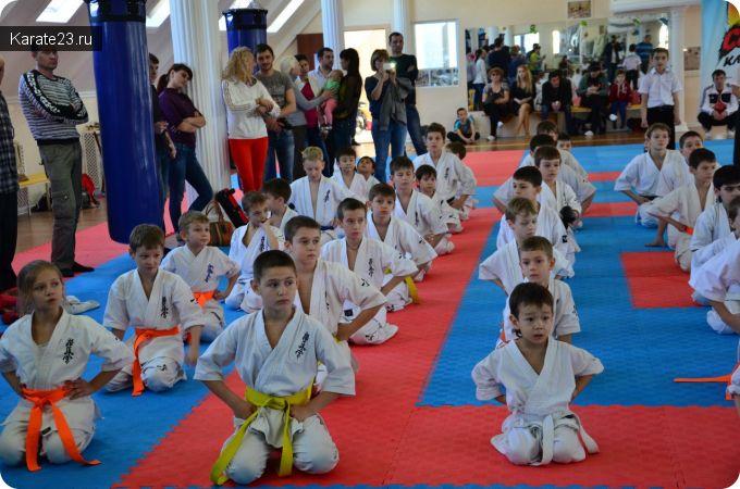 Турниры: Результаты Самураев на 3м Открытом Дне Самурая в Анапе