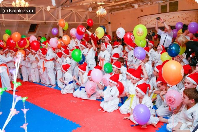 Мероприятия: Новый год в Самурае
