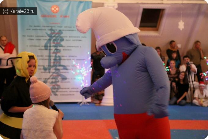Мероприятия: Сказочный Новый год в Самурае 28 декабря 2014