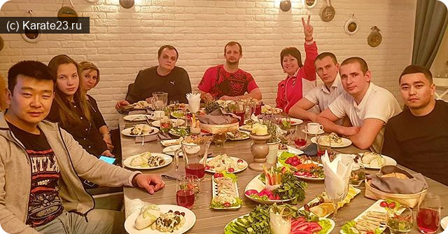 сайонара в Астрахани