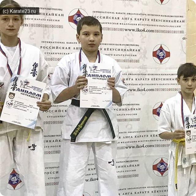 Воспитанники Спортивного клуба Самурай: Последний бой в жизни Яковлева Артема