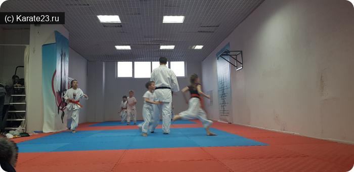 Блог Самурая: Набор Самураев в секцию каратэ с 3х лет в Новороссийске