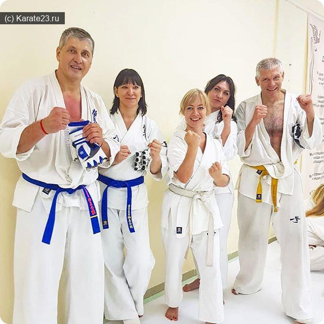 Мероприятия: В Самурае отмечаем Всемирный день каратэ 12 октября 2018