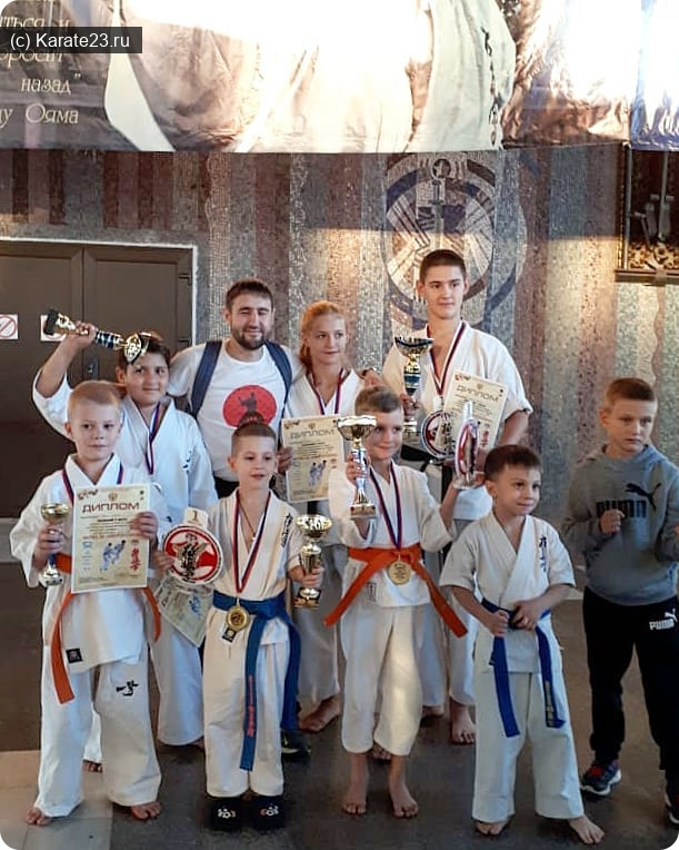 Турниры: Результаты Самураев на соревнованиях в Новороссийске 13 октября 2018