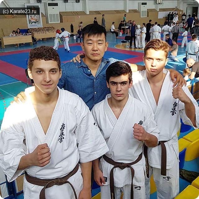 Турниры: 20 октября 2018 Результат Самураев на турнире в Гулькевичах