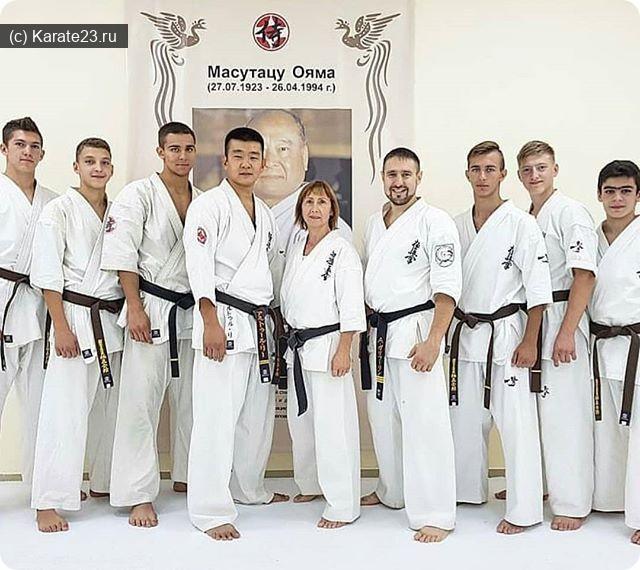 Блог Самурая: тренеры Самурая