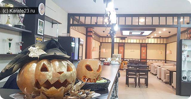 Мероприятия: самурай хэллоуин в АНапе