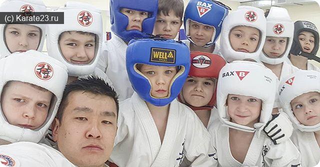 Спорт в Анапе: детский спорт в анапе