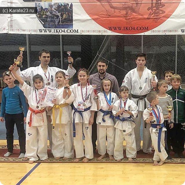 Турниры: Результаты Самураев на Международных соревнованиях в Казани 16-17 декабря 2018