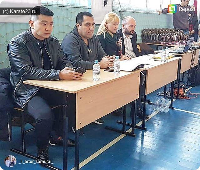 Турниры: Городской турнир города Краснодар 9 декабря 2018