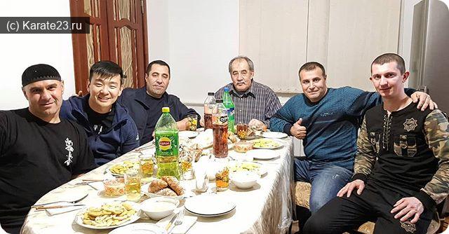 Блог Самурая: Самураи оценили чеченское гостеприимство в Грозном