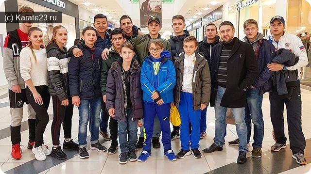 Турниры: Результаты Самураев на Кубке Чемпионов в Краснодаре, пгт. Афипский 26-27 января 2019