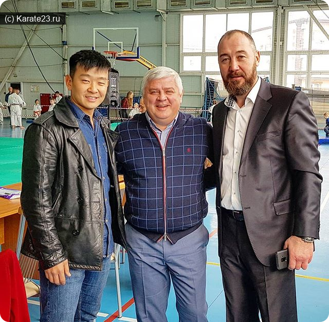 Блог Самурая: Встреча с Олимпийским чемпионом Александром Москаленко