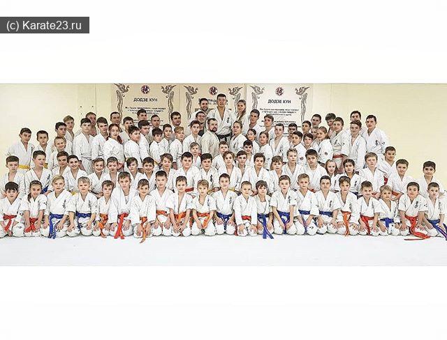 Мероприятия: Аттестация Самураев на ученические пояса 11 февраля 2019