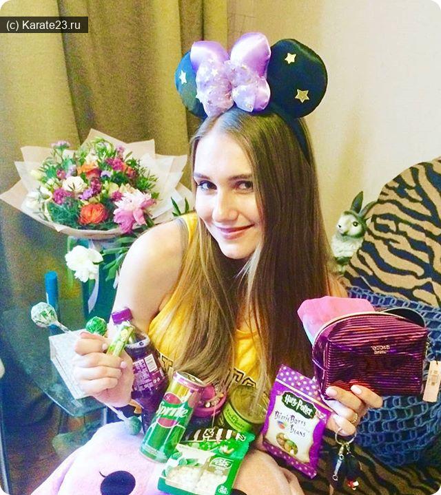Дни рождения: С днем рождения Ксения Александровна Рыбьякова 10 апреля 2019