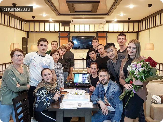 Мероприятия: Тренерское собрание Самураев 11 апреля 2019