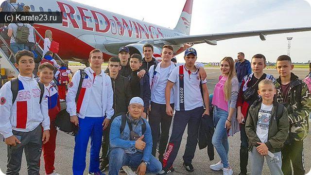 Турниры: Самурай в Москве каратэ Киокушинкай