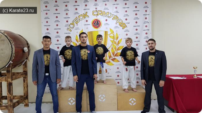 Турниры: Кубок Самурая посвященный Чемпиону Мира Токареву Олегу