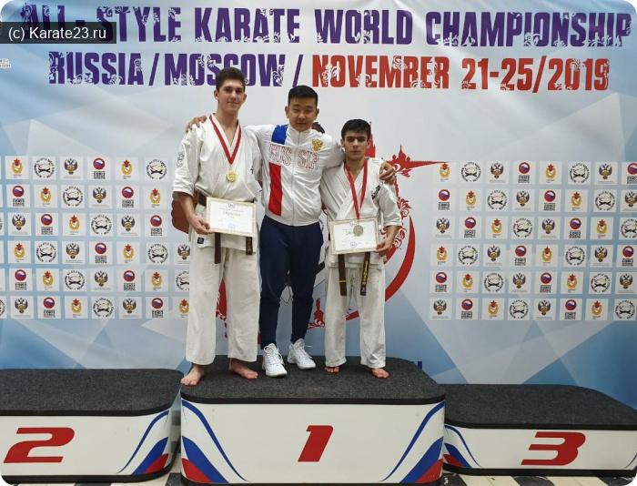 Турниры: чемпионы мира Самураи
