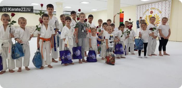 Мероприятия: Детки поздравляют своих мамочек Самураев