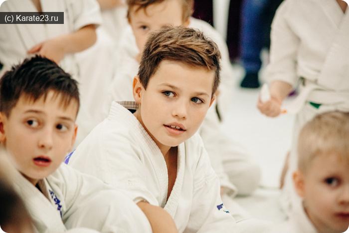 Психология и воспитание: Не кричите на ребенка, а приводите его на каратэ в Самурай