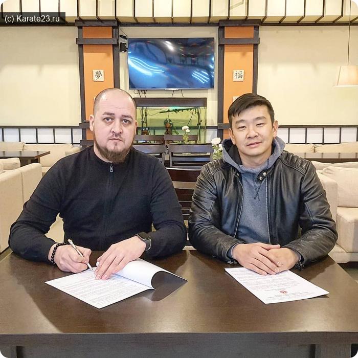 Партнеры клуба Самурай: Спонсорское соглашение Самурая с ООО Торговый дом