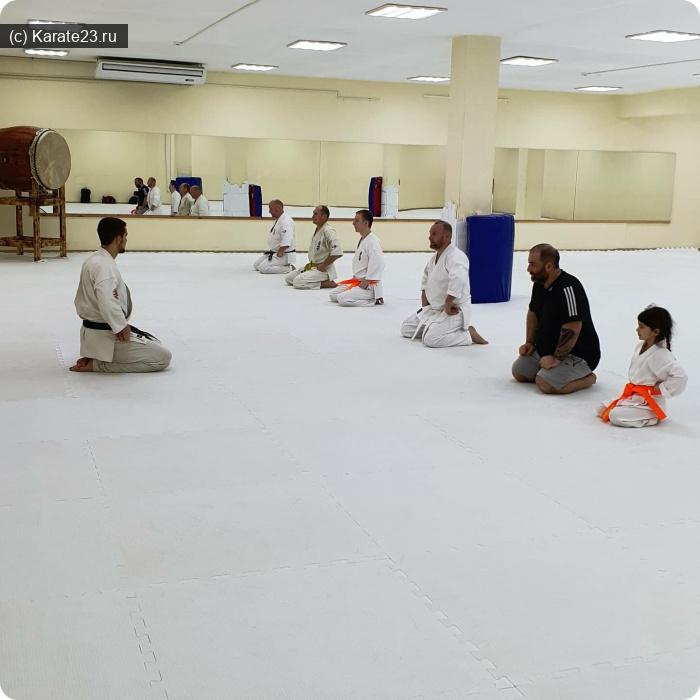Мероприятия: тренировки в самурае
