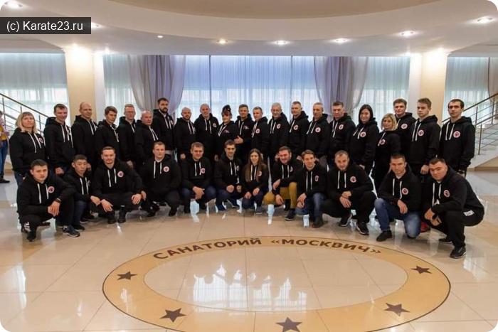 Союз Киокушин каратэ России: Спорт каратэ анапа