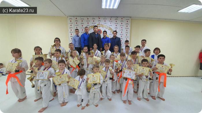 Турниры: Кубок самурая в анапе