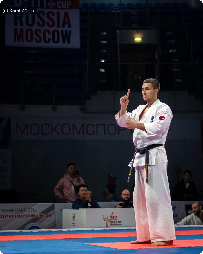 Про СПОРТ: Токарев Олег возглавляет мировой рейтинг до 90 кг