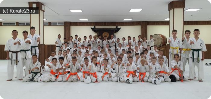 Мероприятия: самурай анапа экзамен на пояса