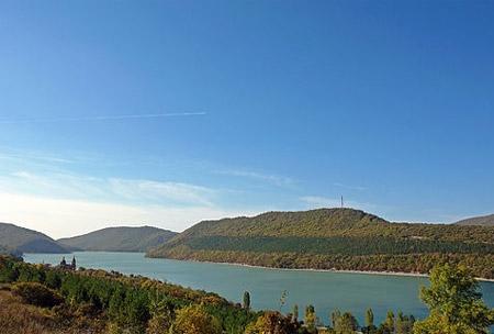 озеро абрау новороссийск