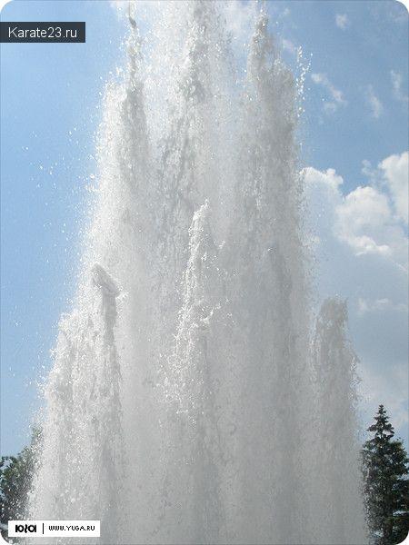 фонтан новороссийск